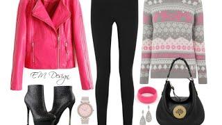 getlinkyoutube.com-MODA 2015 | Outfits Casuales para Otoño Invierno