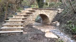 getlinkyoutube.com-Dry Stone Bridge