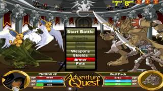 getlinkyoutube.com-Adventure Quest - New Final Challenge!