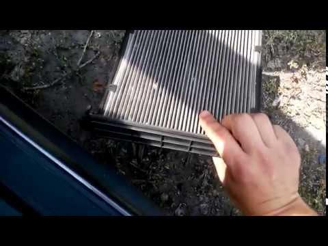 Снятие салонного фильтра лифан солано
