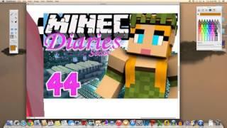 getlinkyoutube.com-10 SUB SPECIAL {Minecraft diaries mlp speedpaint}