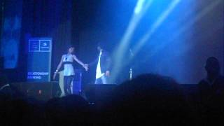 Romantic Dance Act with actor Vikrant Massey for