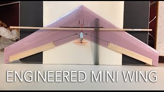 getlinkyoutube.com-Engineered Mini Flying Wing