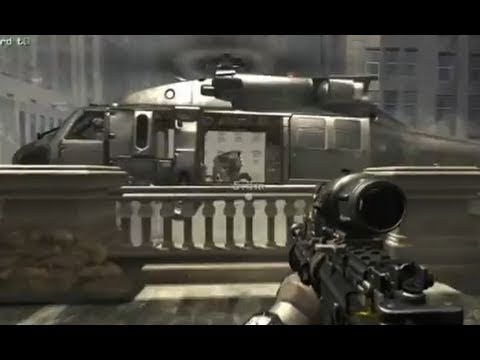 Call Of Duty: Modern Warfare 3 - E3 2011: NYC Gameplay Demo 2