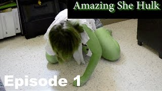 getlinkyoutube.com-AMAZING SHE HULK - EPISODE 1 - Season 2