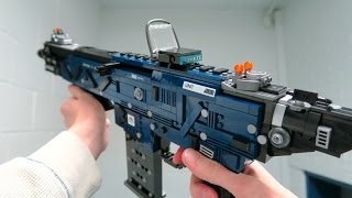 getlinkyoutube.com-LEGO Peacekeeper MK2 - Black Ops 3