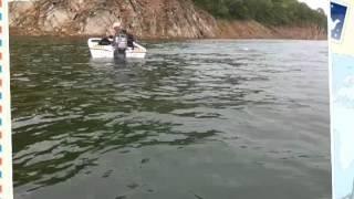 getlinkyoutube.com-เรือมิน13ฟุตตัดคลื่นเรือแบส