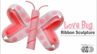 getlinkyoutube.com-How to Make a Love Bug Ribbon Sculpture - TheRibbonRetreat.com