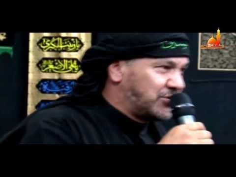قصيدة تقطع القلب   ها عباس !!!   سيد عبد الخالق المحنه   ليلة 7 محرم 1435