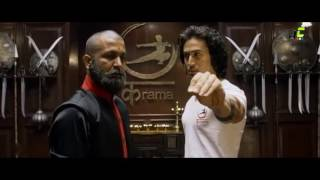 baaghi full song get ready to fight Jc width=