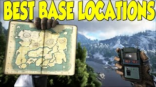 Ark Survival Evolved Best Base Locations 3