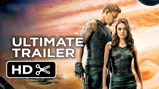getlinkyoutube.com-Jupiter Ascending Ultimate Intergalactic Trailer (2015) - Channing Tatum Movie HD
