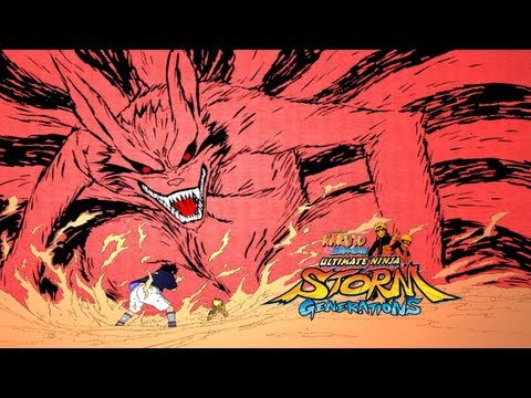 Naruto Shippuden: Ultimate Ninja Storm Generations: Naruto Part 1 Complete Walkthrough
