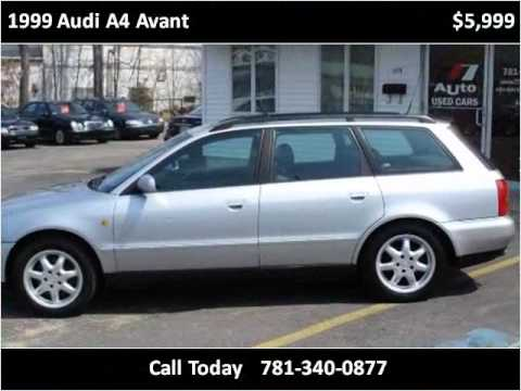 1999 audi a4 problems online manuals and repair information