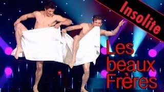 getlinkyoutube.com-Les Beaux Frères - Les Serviettes - Le Plus Grand Cabaret Du Monde