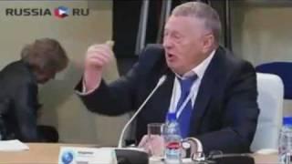 getlinkyoutube.com-Эксклюзив. Жириновский  Выступление в Совете Европы.