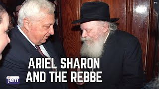 getlinkyoutube.com-Ariel Sharon and the Rebbe