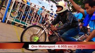 getlinkyoutube.com-KULIM - KBS MALAYSIAN DRAG RACE 2014 - KING PRO DRAG 201M