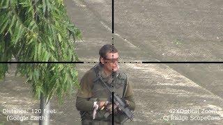 getlinkyoutube.com-Airsoft Sniper Gameplay - Scope Cam - CJ*2 Operation Mission First: The Argonauts