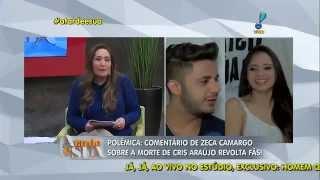 getlinkyoutube.com-Sonia Abrão detonando Zeca Camargo