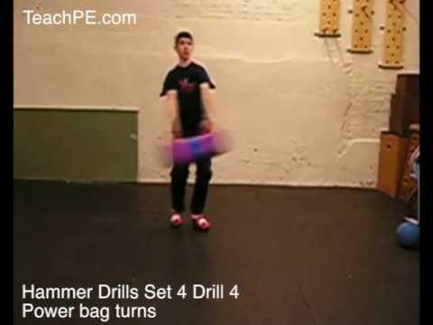 Hammer Drills Set 4 Drill 4