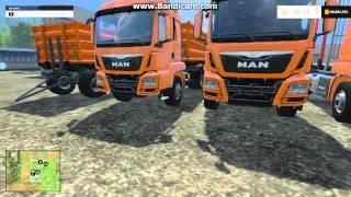 getlinkyoutube.com-Farming Simulator 2015 - fs15 all different MAN trucks