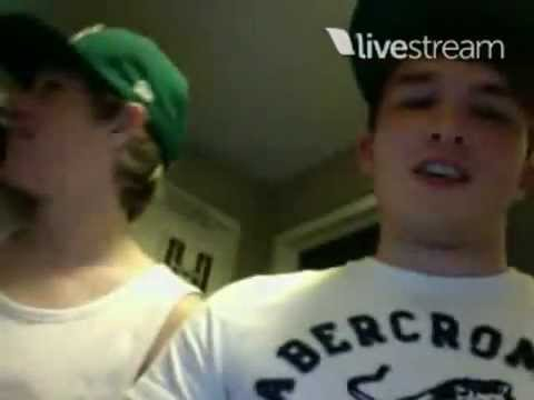 Niall Horan and Josh Devine Twitcam Monday 18 June 2012 pt 8