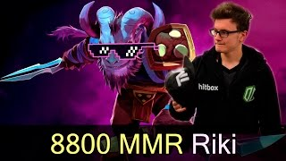 getlinkyoutube.com-Miracle 8800 MMR Riki — full game Dota 2