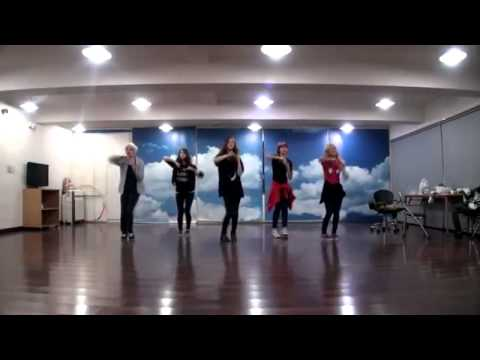 F(x) Gangsta boy dance practice -aT-6GqF8uE4