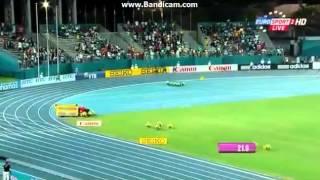 4x200 Men Final World Relays 2014 Bahamas, Jamaica New World Record