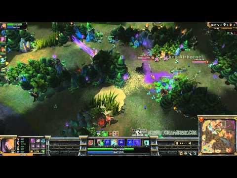 League of Legends 78 - WCG Qualifying Match, CDE vs OGB