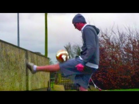 Dislocated Knee (Tutorial) :: Freestyle Football