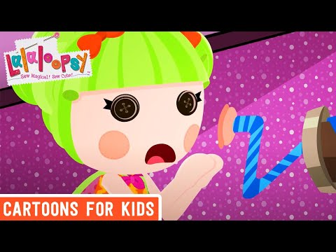 Lalaloopsy Webisode: Up Up and Away