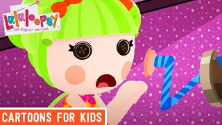 getlinkyoutube.com-Lalaloopsy Webisode | Up Up and Away | Lalaloopsy