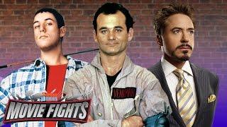 getlinkyoutube.com-Best SNL Movie Star - MOVIE FIGHTS!!