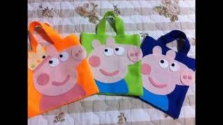 getlinkyoutube.com-Peppa Pig cotillones