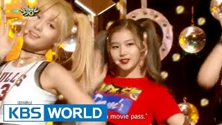 getlinkyoutube.com-TWICE - Do It Again / Like OOH-AHH | 트와이스 - 다시 해줘 / OOH-AHH 하게 [Music Bank Hot Debut / 2015.10.23]