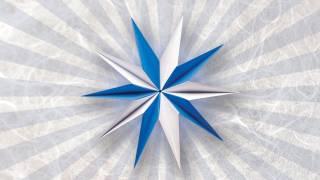 getlinkyoutube.com-Origami Multipoints Star (Ilan Garibi)
