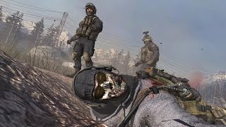 Modern Warfare 2 - GHOST and ROACH (DEATH) SCENE