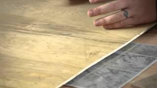getlinkyoutube.com-Problems Placing Ceramic Over Vinyl Tile : Tile Help