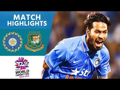 WT20 India vs Bangladesh -Full Match Highlights
