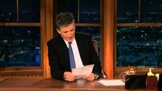 getlinkyoutube.com-Late Late Show with Craig Ferguson 1/20/2010 Keri Russell, Jake Johannsen
