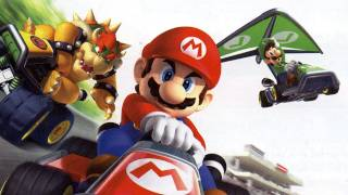 getlinkyoutube.com-Classic Game Room - MARIO KART 7 review for Nintendo 3DS