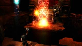 Doom 3: RoE Walkthrough Part 2 HD - Erebus - Level 2: Erebus Dig Site