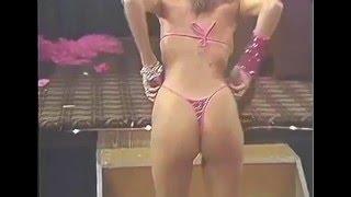 getlinkyoutube.com-Michelle, California Girl's Bikini Contest #16