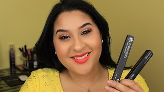 getlinkyoutube.com-NEW! BH Cosmetics HD Brow Pencil Review (Some Swatches)
