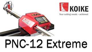Kết quả hình ảnh cho Máy cắt CNC KOIKE PNC 12 Extreme