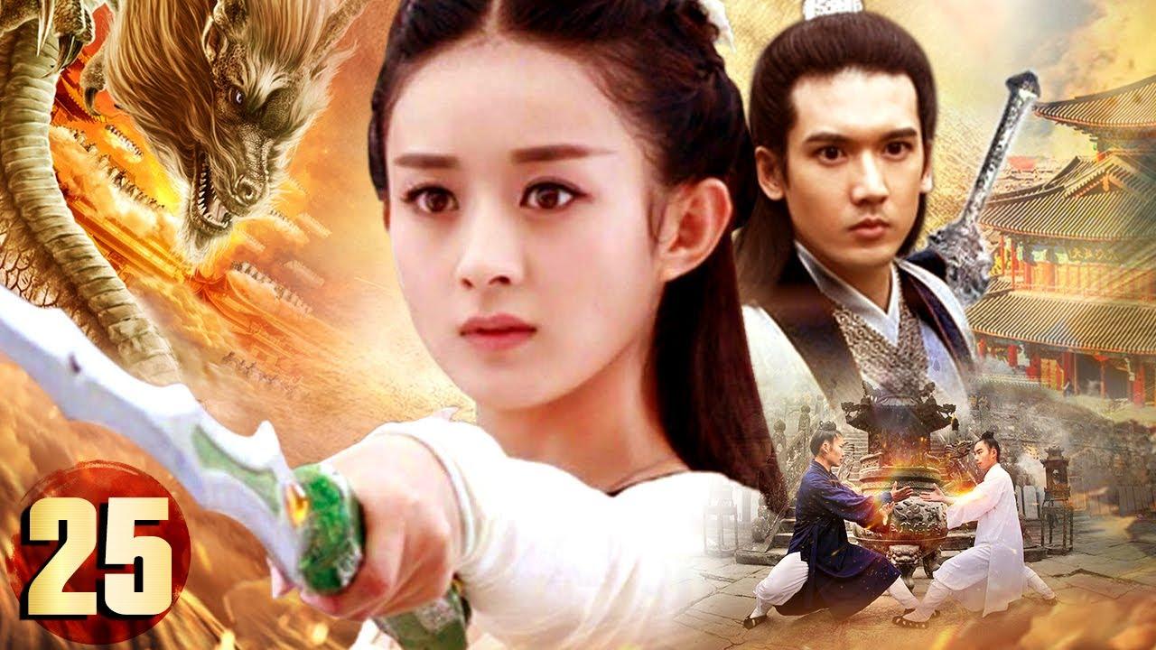 PHIM MỚI 2020 | TRUY NGƯ TRUYỀN KỲ - Tập 25 | Phim Bộ Trung Quốc Hay Nhất 2020