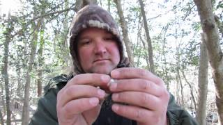 getlinkyoutube.com-An Arrow Head that anyone can make out of something i know you already have