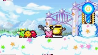 "getlinkyoutube.com-Kirby & The Amazing Mirror ~ Cook Glitch ""follow-up glitches"""